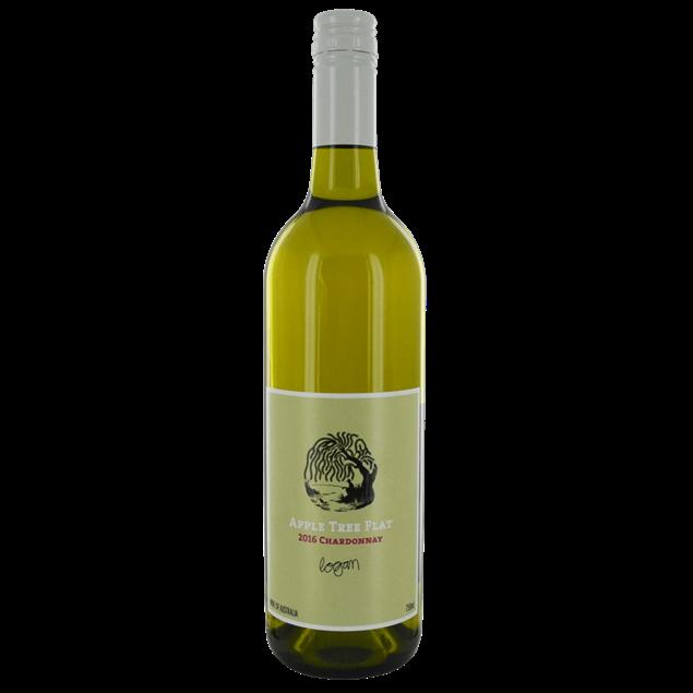 Logan Apple Tree Flat Chardonnay - Venus Wine & Spirit
