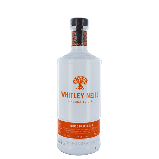 Whitley Neil Blood Orange Gin - Venus Wine & Spirit
