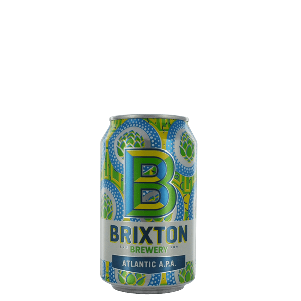 Brixton Brewery - Atlantic A.P.A Cans - Venus Wine Spirit