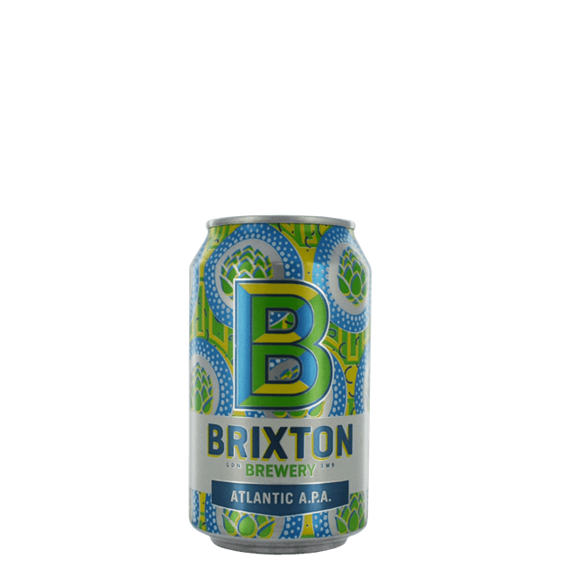 Brixton Brewery - Atlantic A.P.A Cans - Venus Wine Spirit