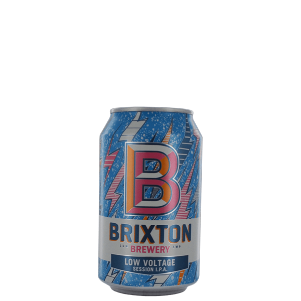 Brixton Brewery - Low Voltage Session Cans - Venus Wine & Spirit