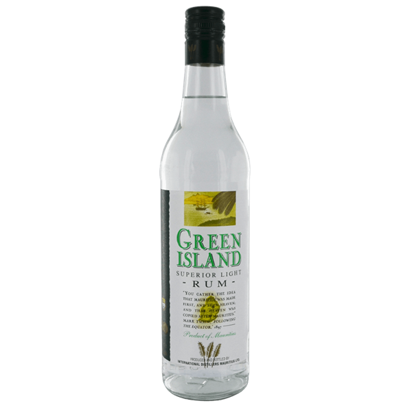 Green Island Superior Rum - Venus Wine & Spirit
