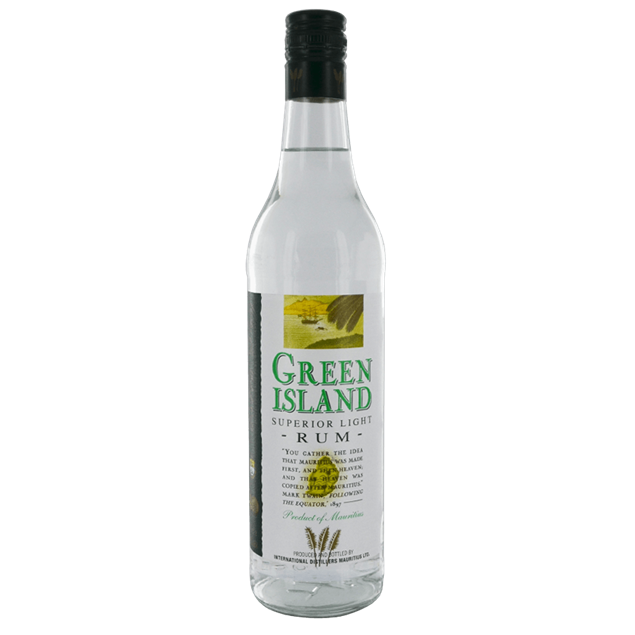 Green Island Superior Rum - Venus Wine & Spirit