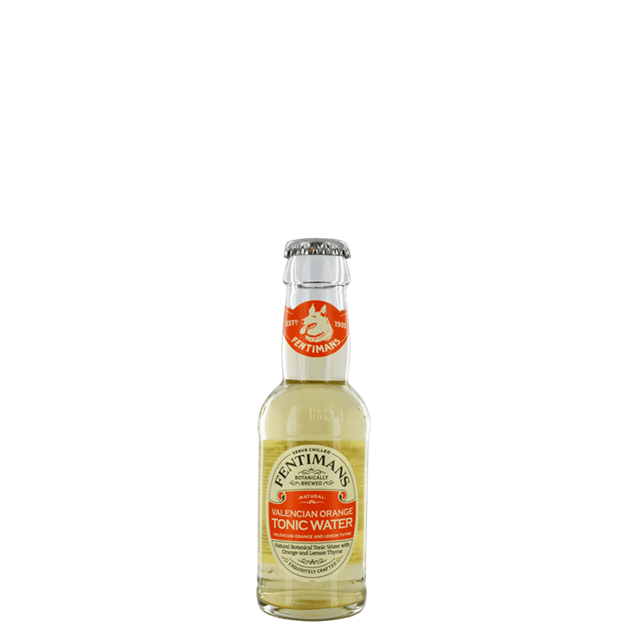 Fentimans Orange Tonic - Venus Wine & Spirit