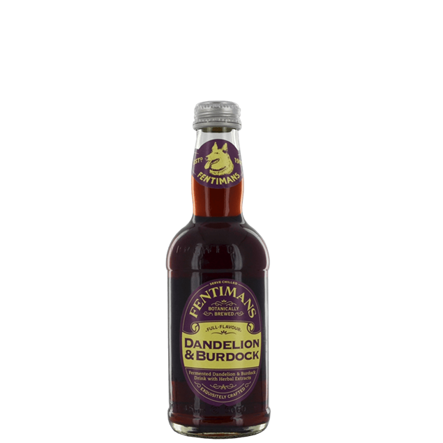Fentimans Dandelion & Burdock - Venus Wine & Spirit