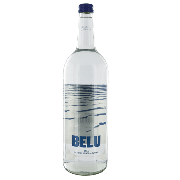 Belu Still Water Glass - Venus Wine & Spirit
