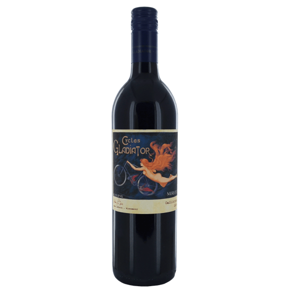 Cycle Gladiator Merlot - Venus Wine & Spirit