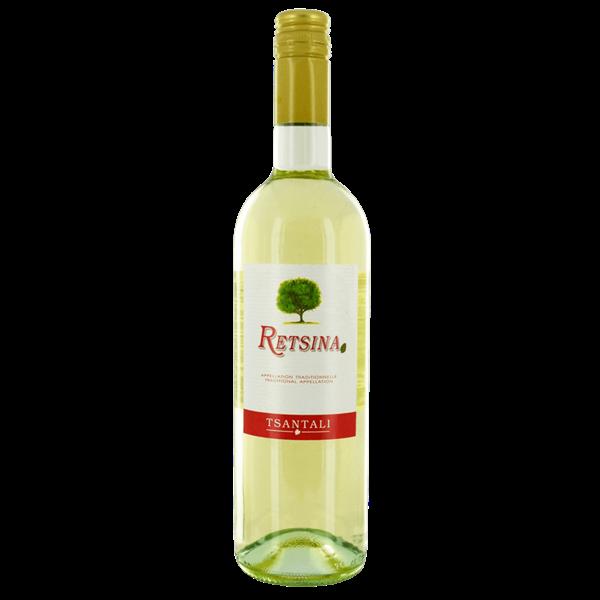 Tsantali Retsina - Venus Wine & Spirit