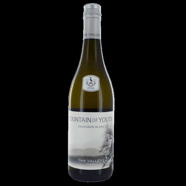 Oak Valley Fountain Of Youth Sauvignon Blanc - Venus Wine & Spirit
