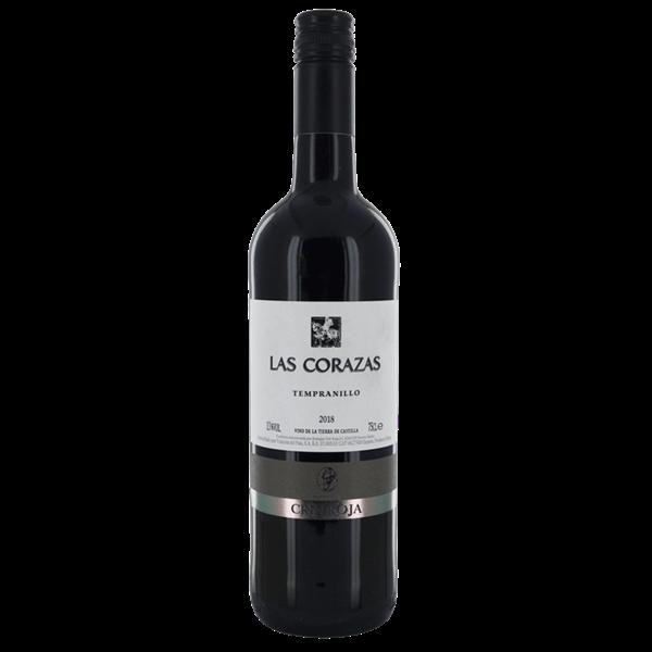 Las Corazas Tempranillo - Venus Wine & Spirit