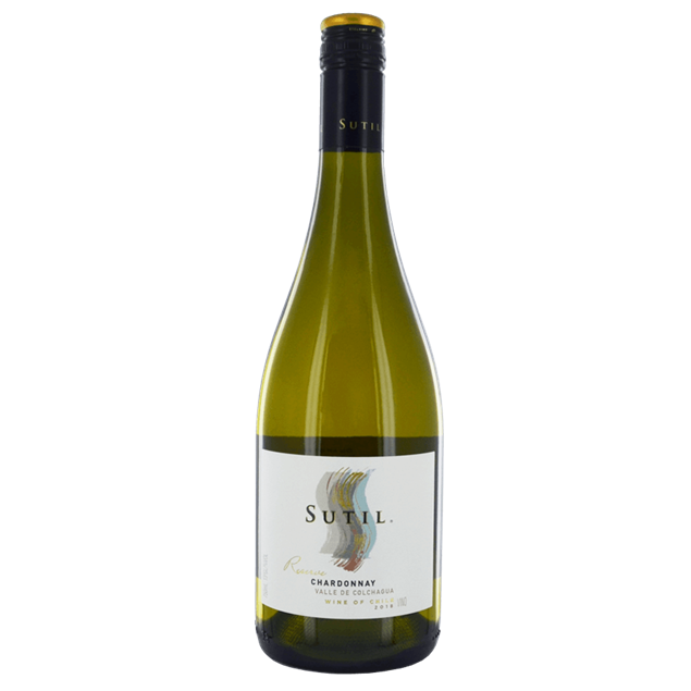 Vina Sutil Chardonnay Reserve - Venus Wine & Spirit