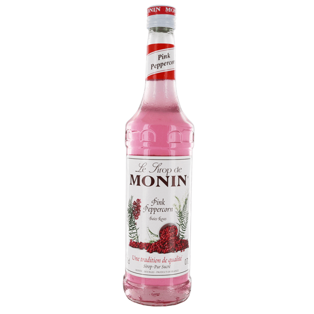 Monin Pink Peppercorn Syrup - Venus Wine & Spirit