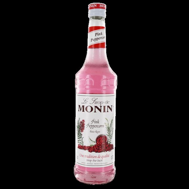 Monin Pink Peppercorn Syrup - Venus Wine & Spirit