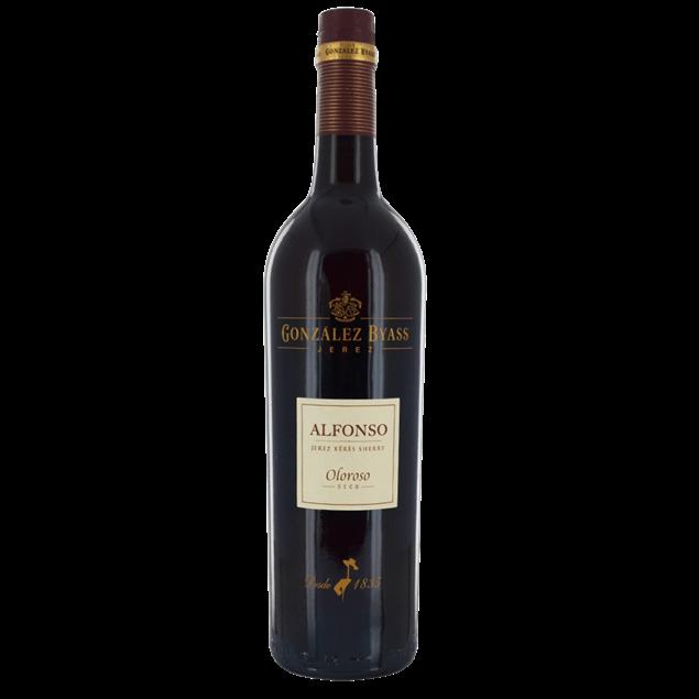 Alfonso Oloroso Sherry - Venus Wine & Spirit