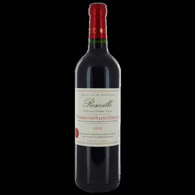Roseville Chateau Chene Vieux - Venus Wine & Spirit