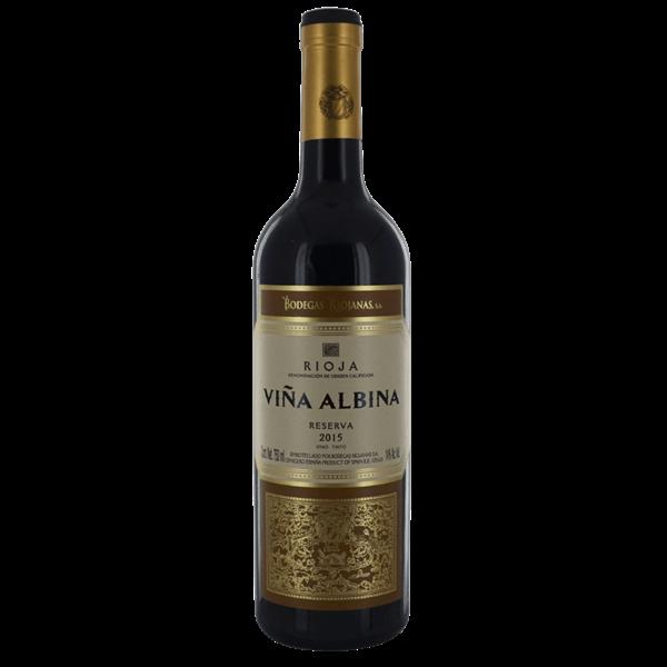 Vina Albina Rioja Reserva - Venus Wine & Spirit