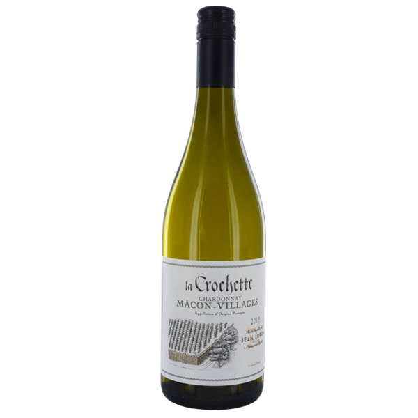 """Macon Village """"La Crochette"""" Jean Loron - Venus Wine & Spirit"""