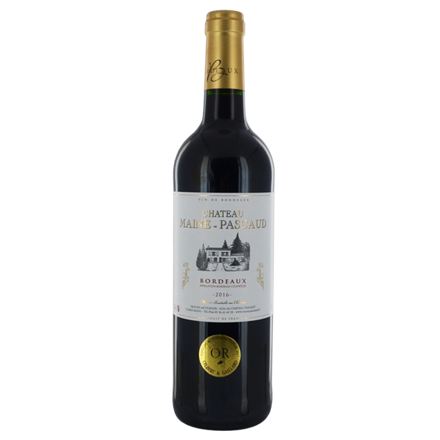 Chateau Maine Pascaud - Venus Wine & Spirit