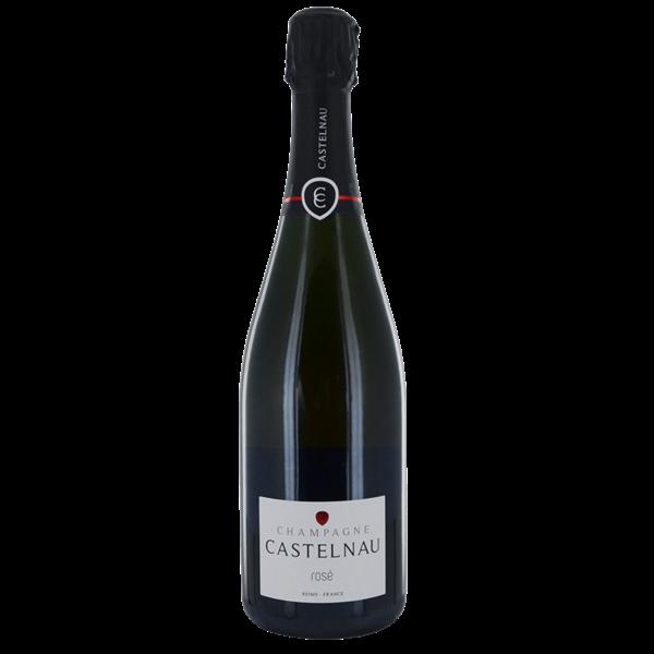 Champagne Castelnau Rose - Venus Wine & Spirit