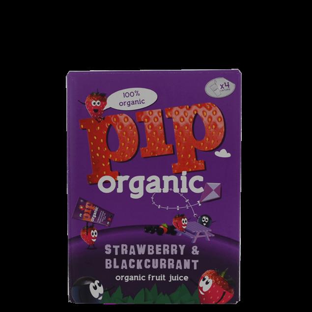 PIP Organic Strawberry & Blackcurrant Kids Juice - Venus Wine & Spirit