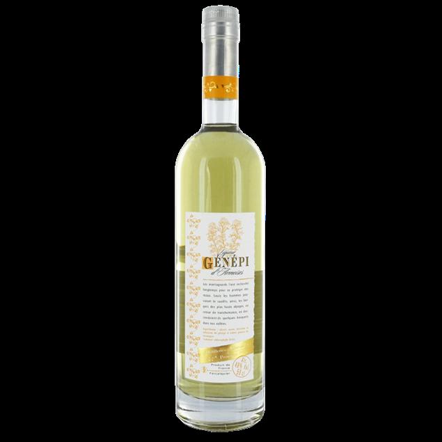 Genepi Liqueur Des Alpes - Venus Wine & Spirit