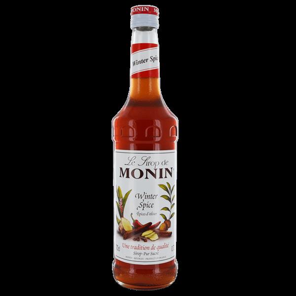 Monin Winter Spiced Syrup - Venus Wine & Spirit