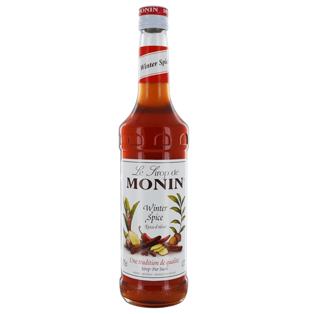 Monin Winter Spiced Syrup - Venus Wine & Spirit