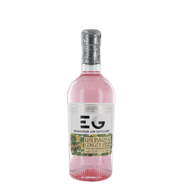 Edinburg Rhubarb & Ginger Gin - Venus Wine & Spirit