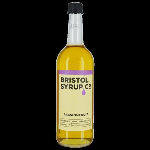Bristol Syrup Passionfruit - Venus Wine & Spirit