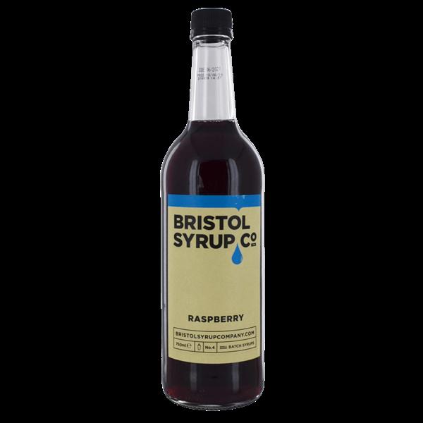 Bristol Syrup Raspberry - Venus Wine & Spirit