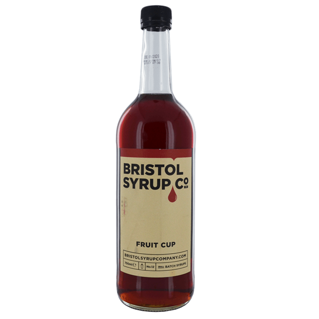Bristol Syrup Fruit Cup - Venus Wine & Spirit