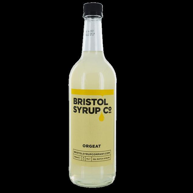 Bristol Syrup Company Orgeat - Venus Wine & Spirit