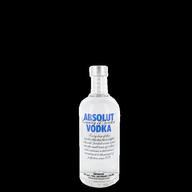 Absolut Vodka 350ml - Venus Wine & Spirit
