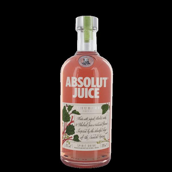 Absolut Rhubarb Juice - Venus Wine & Spirit