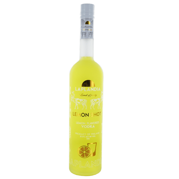 Laplandia Lemon Vodka - Venus Wine & Spirit