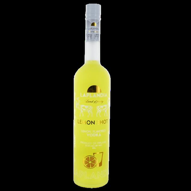 Laplandia Lemon Vodka - Venus Wine & Spirit