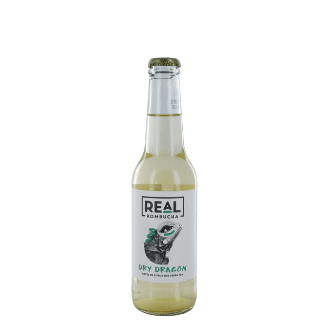 Real Kombucha Dry Dragon - Venus Wine & Spirit
