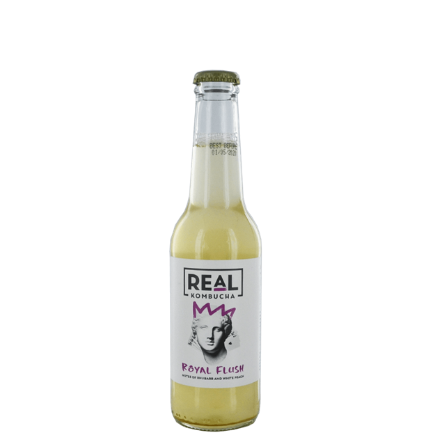 Real Kombucha Royal Flush - Venus Wine & Spirit