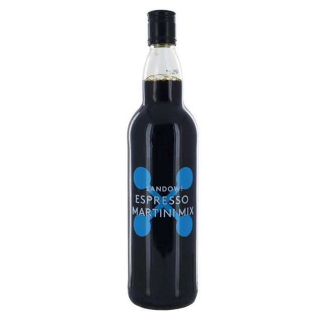 Sandows Espresso Martini Mix - Venus Wine & Spirit