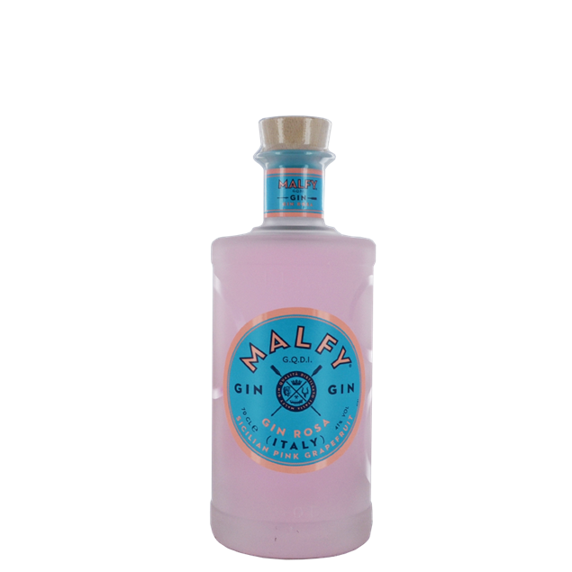 Malfy Rosa Gin - Venus Wine & Spirit