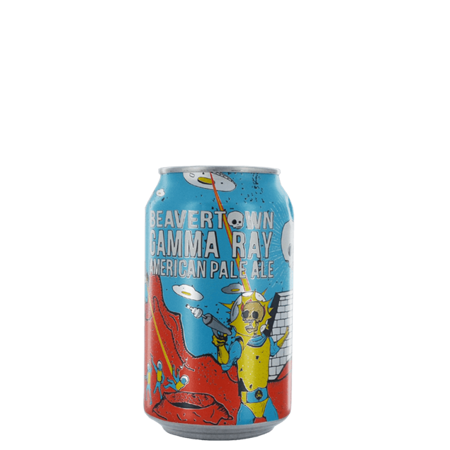 BEAVERTOWN GAMMA RAY CANS - Venus Wine & Spirit