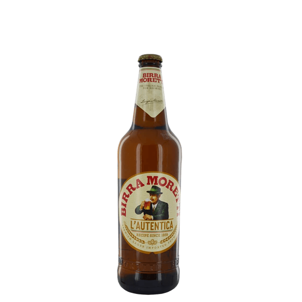 Birra Moretti 660ml - Venus Wine & Spirit