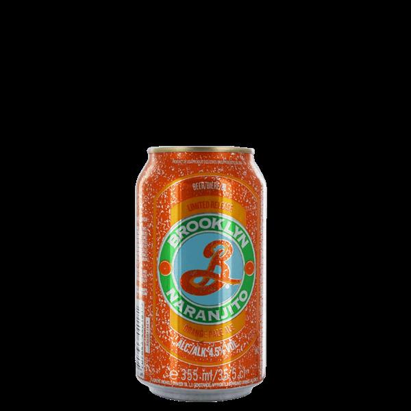 Brooklyn Naranjito Cans - Venus Wine & Spirit