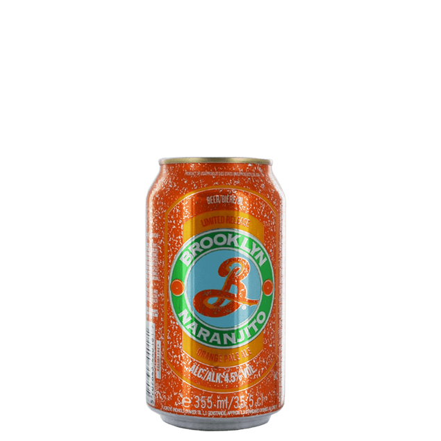 Brooklyn Naranjito Cans - Venus Wine & Spirit