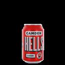 Camden Hells Lager - Venus Wine & Spirit