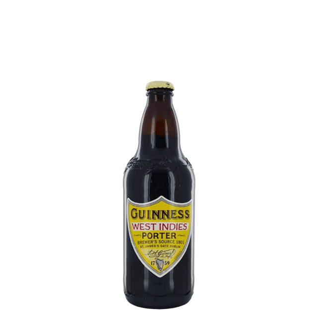 Guinness West Indies Porter - Venus Wine & Spirit