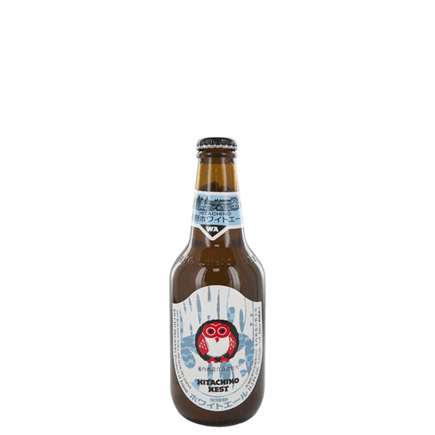 Hitachino Nest White Ale - Venus Wine & Spirit