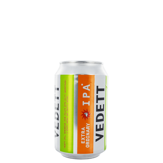 Vedett Ipa Can - Venus Wine & Spirit
