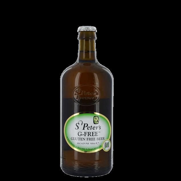 St Peters Gluten Free Ale - Venus Wine & Spirit