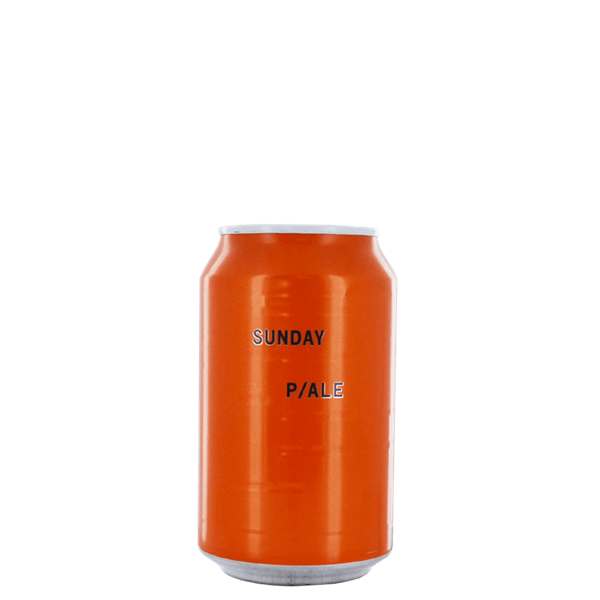 AND UNION SUNDAY PALE ALE CANS - Venus Wine & Spirit